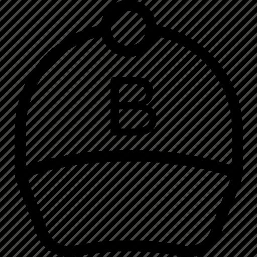 baseball cap, cap, hat, sports cap, uniform icon