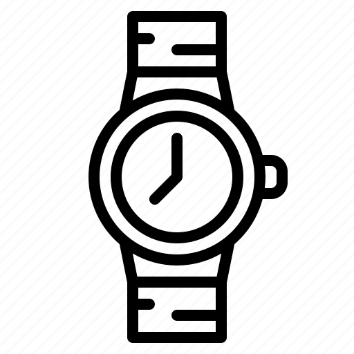 clock, time, watches, wristwatch icon
