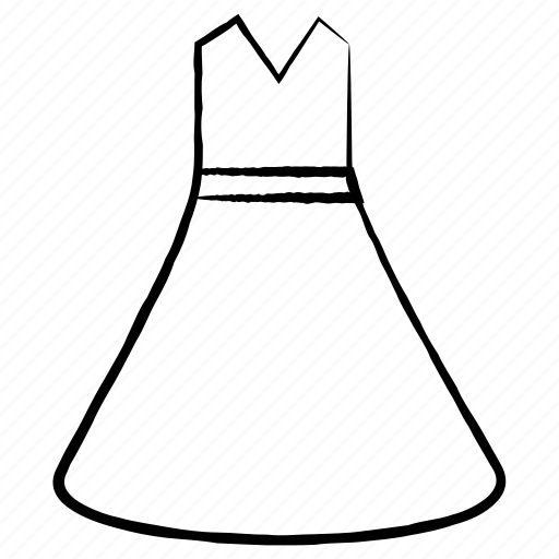 cloths, dress, garments, top icon