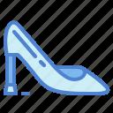 fashion, heels, high, shoe, women
