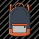 bag, bagpack, fashion, schoolbag, shopping
