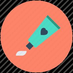 dental, dentifrice, medicine tube, toothpaste, toothpaste tube icon