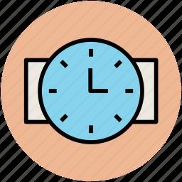 fashion, hand watch, time, watch, wrist watch icon