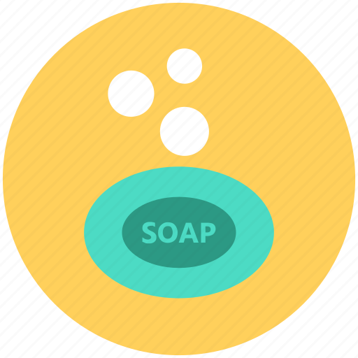 bath soap, soap, soap bubbles, soap foam, toiletries icon
