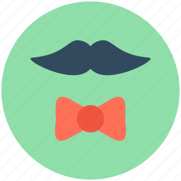 bowtie, fashion, hipster, moustache, style icon