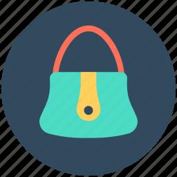 bag, hand bag, ladies purse, shoulder bag, woman bag icon