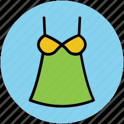 fashion, flare dress, garments, short dress, woman blouse, woman clothing, woman dress icon