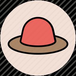 beach hat, cowboy hat, floppy hat, hat, head gear, summer hat icon