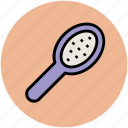 brush, hair brush, hair dressing, hair style, paddle brush icon