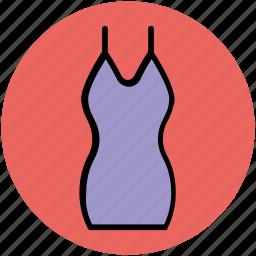 bodycon, fashion, garments, short dress, woman blouse, woman clothing, woman dress icon
