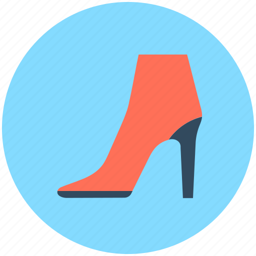 heel sandals, heel shoes, high heel, pumps heels, women shoes icon