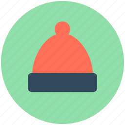 beanies, bobble hat, ski hat, winter hat, wooly hat icon