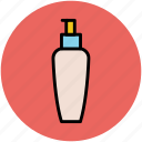 beauty product, conditioner, cosmetics, foam dispenser, lotion, soap dispenser icon