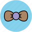 bow tie, hair bow, necktie bow, ribbon bow, ribbon knot icon
