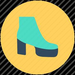 heel sandals, heel shoes, high heel, pumps heels, women shoes icon