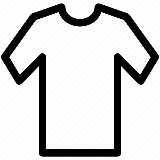 clothing, shirt, t-shirt, tshirt icon