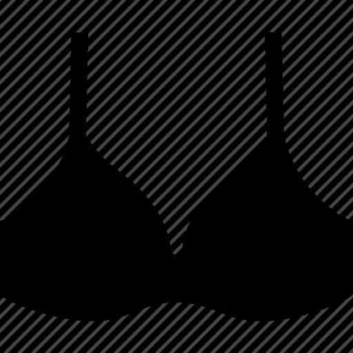 bra, brassiere, breast, breasts, strap, support, undergarment icon