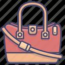 bag, fashion, purse, shoulder icon