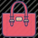 bag, fashion, purse, tote icon