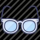 eyeglasses, eyewear, fashion, glasses icon