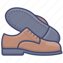 footwear, leather, moccasins, shoes icon