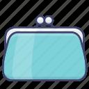 clutch, fashion, handbag, purse icon