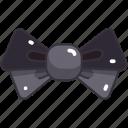 bow, clothes, clothing, elegant, fashion, tie icon