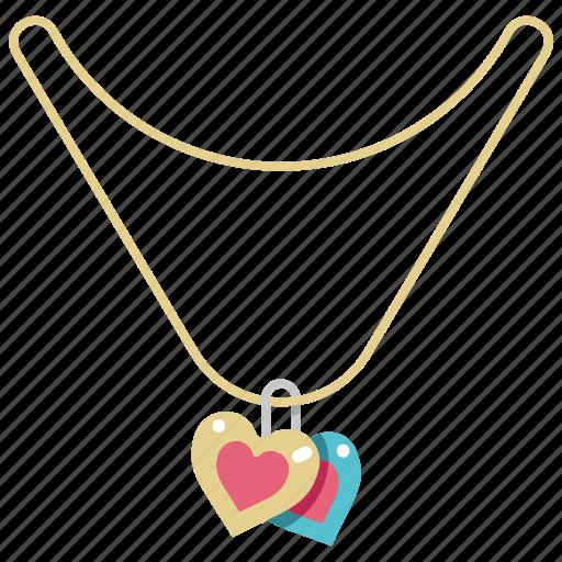 accessory, fashion, jewel, jewelry, luxury, necklace icon