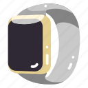 coding, multimedia, smartwatch, technology, watch, wristwatch icon