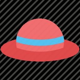 cowboy, hat, headwear, panama, summer hat, sun hat icon