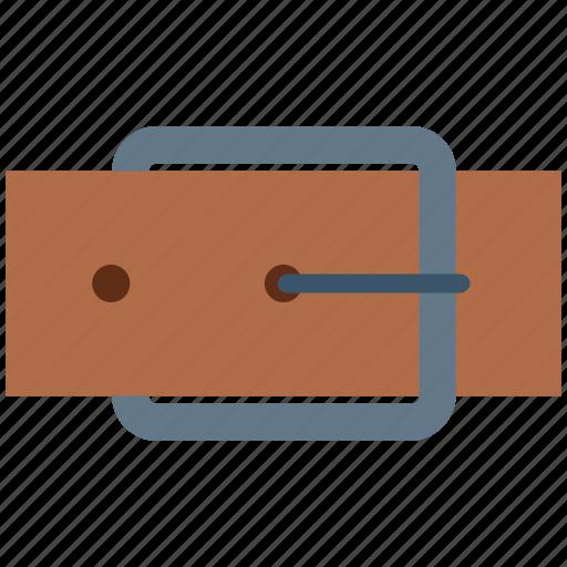 belt, clothing, garment, men accessory, waist belt icon