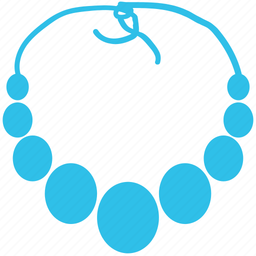 Fashion, glamour, jewelry, necklace, pearl necklace, pendant icon - Download on Iconfinder