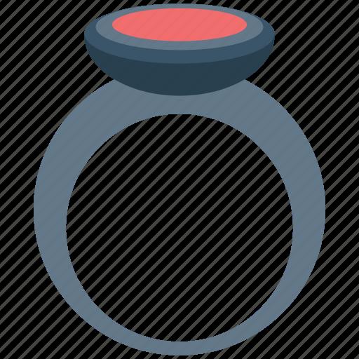 fashion, gem ring, jewel ring, jewelry, ring icon