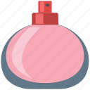 aroma, bottle, cologne, fragrance, perfume, scent, smell icon