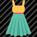 fashion, garment, swing dress, women clothing, women dress, women frock