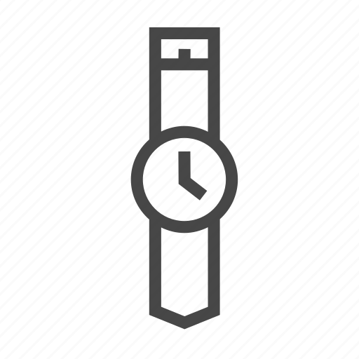 clock, clothing accessories, time, watch icon