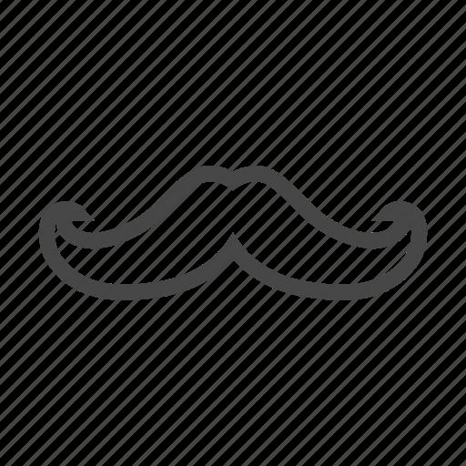 Men, mustache icon - Download on Iconfinder on Iconfinder