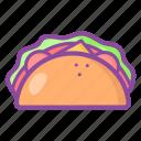 lunch, sandwich, burger, hamburger
