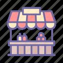 business, food, market, street, store