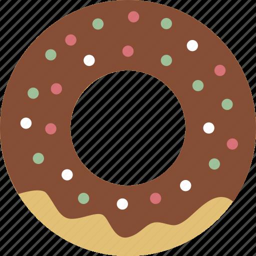 calorie, cuisine, dessert, donut, fast food, junk food, sweet icon