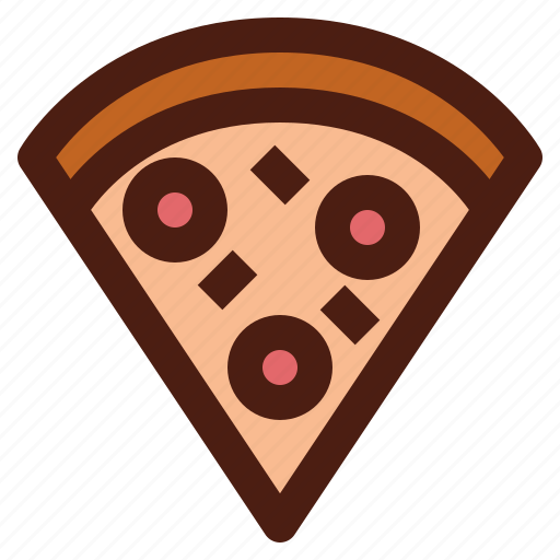 fast, food, italy, pizza, slice icon