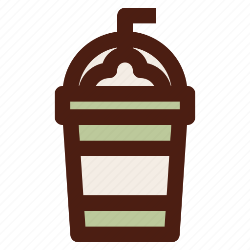 Food, dessert, float, fast, ice, cream icon
