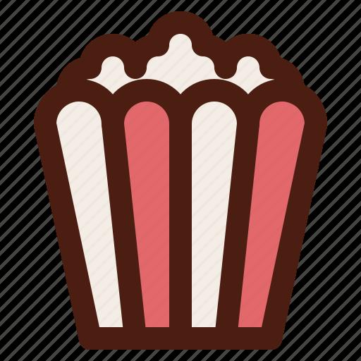 cinema, corn, fast, food, movie, pop icon