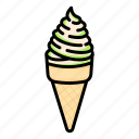 cone, cream, fast, food, ice, party, sweet icon