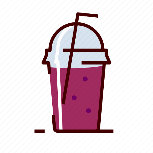 cup, juice, smoothie icon