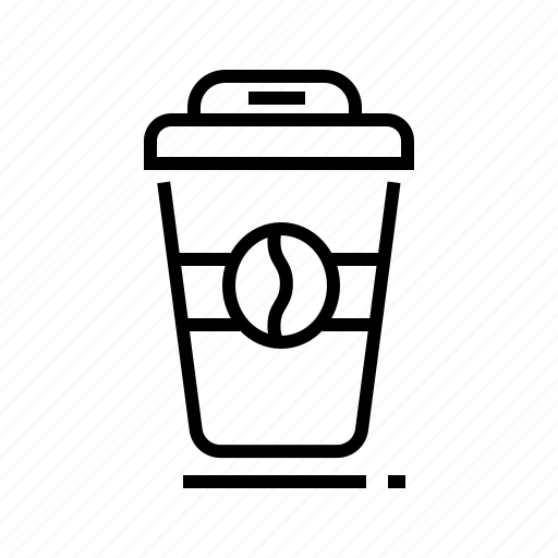 coffee, coffee to go, cup, drink icon