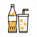 beverage, drink, drinks, fizzy, fresh, soda, softdrinks icon