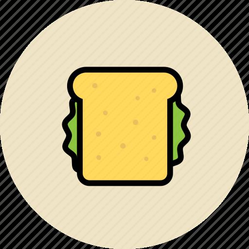 breakfast, fast food, junk food, sandwich icon