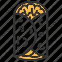 burrito, dessert, fast, fastfood, food icon