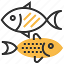 fastfood, fish, food, seafood icon